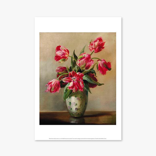 (플라워 아트 포스터) Flower Series ART Poster_1288