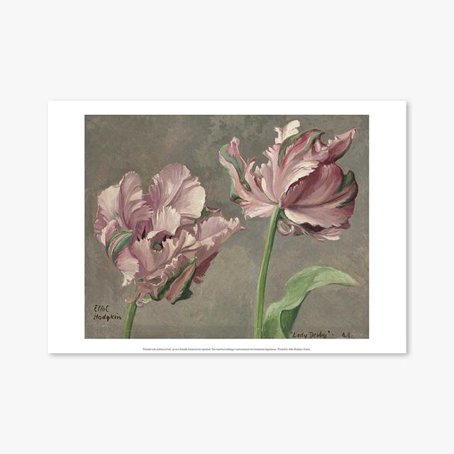 (플라워 아트 포스터) Flower Series ART Poster_1289