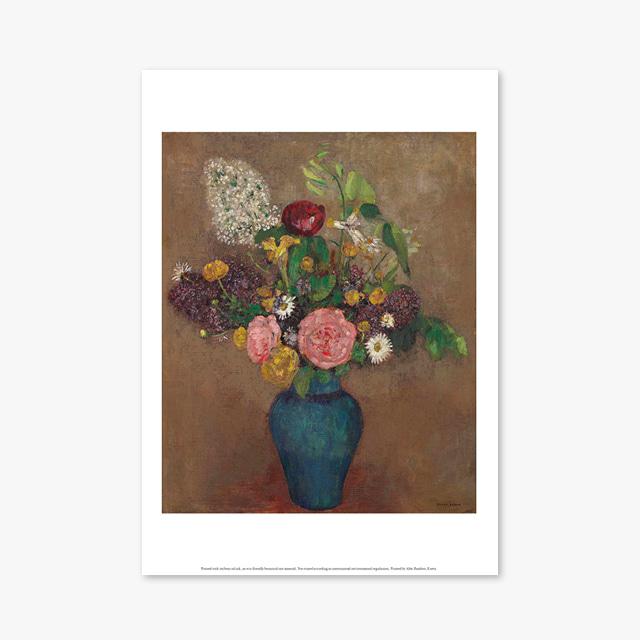 (플라워 아트 포스터) Flower Series ART Poster_1292