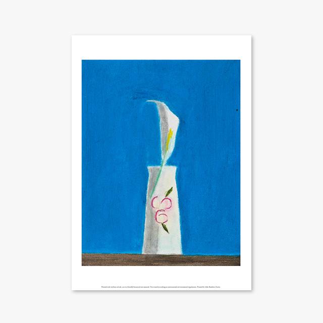 (플라워 아트 포스터) Flower Series ART Poster_1293