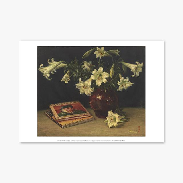 (플라워 아트 포스터) Flower Series ART Poster_1294