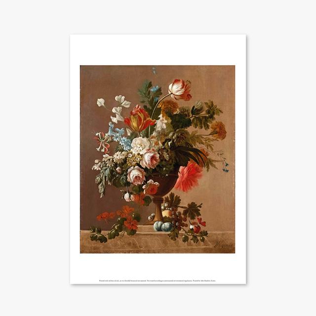 (플라워 아트 포스터) Flower Series ART Poster_1295