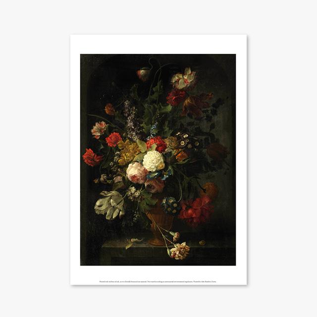 (플라워 아트 포스터) Flower Series ART Poster_1296