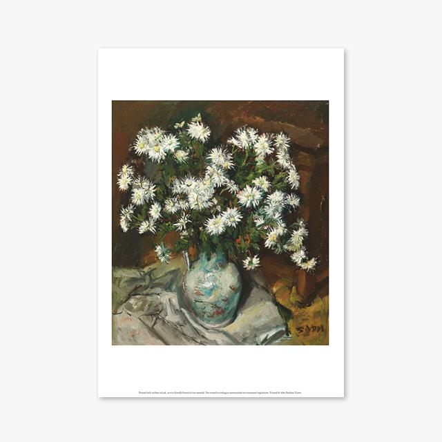 (플라워 아트 포스터) Flower Series ART Poster_1303