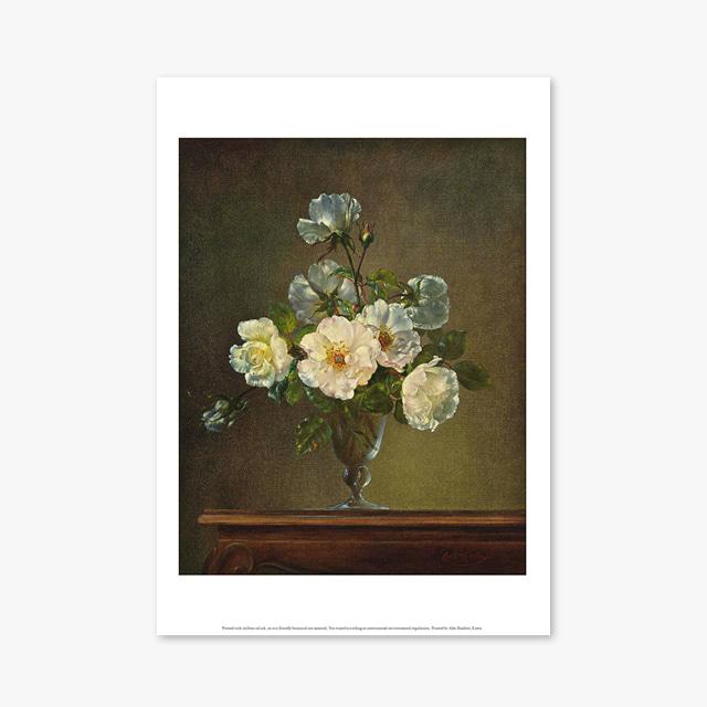 (플라워 아트 포스터) Flower Series ART Poster_1304