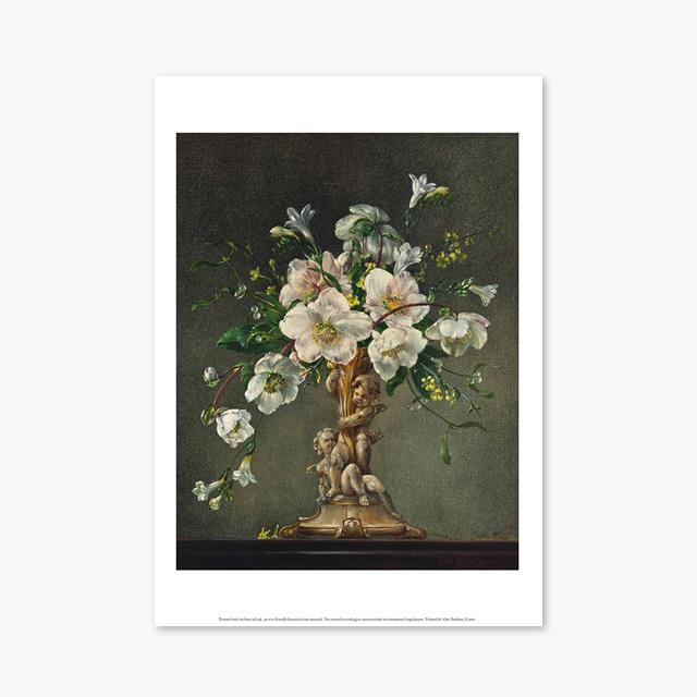 (플라워 아트 포스터) Flower Series ART Poster_1305
