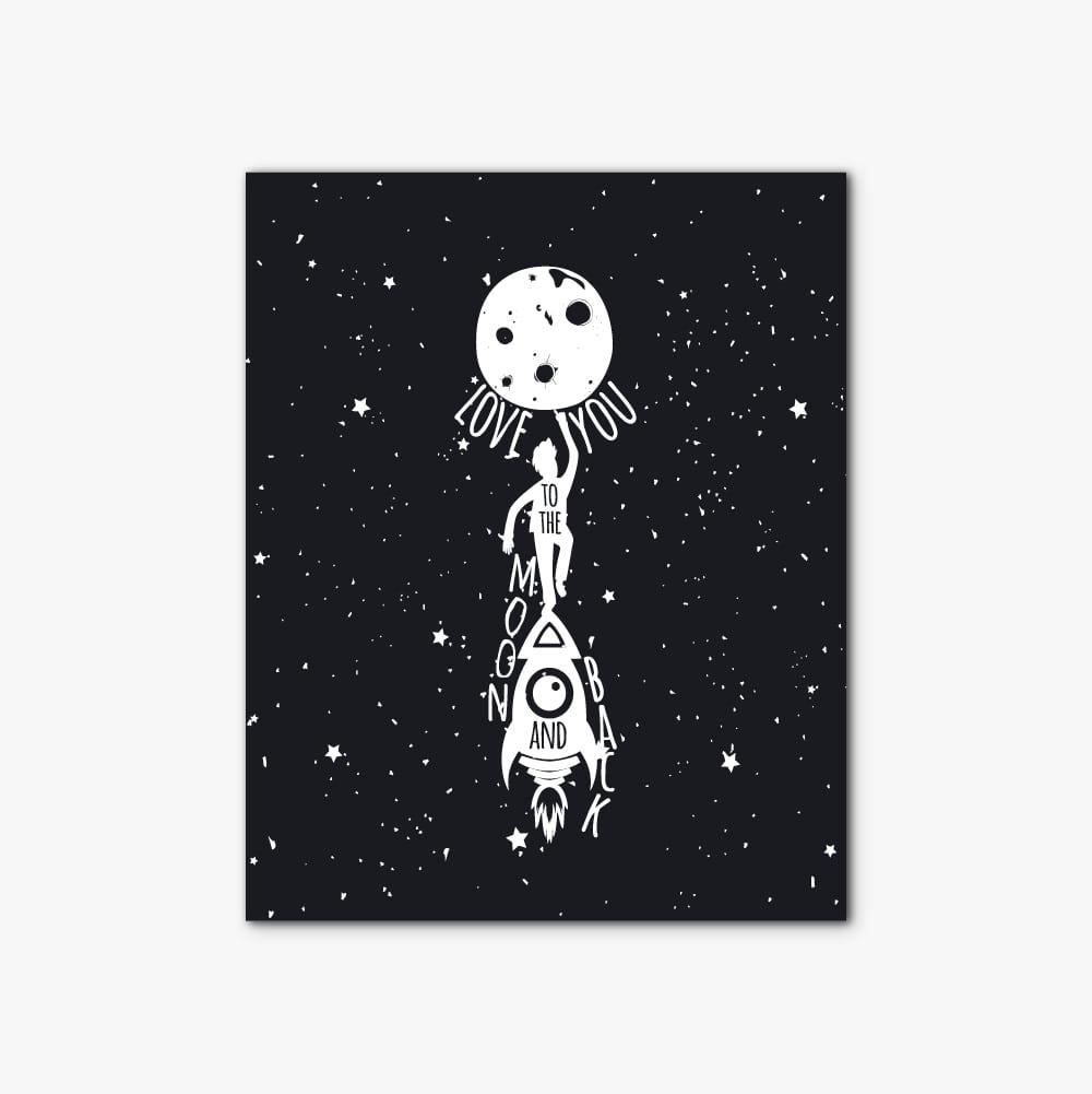 캔버스 일러스트 인테리어 액자 Illustration 345