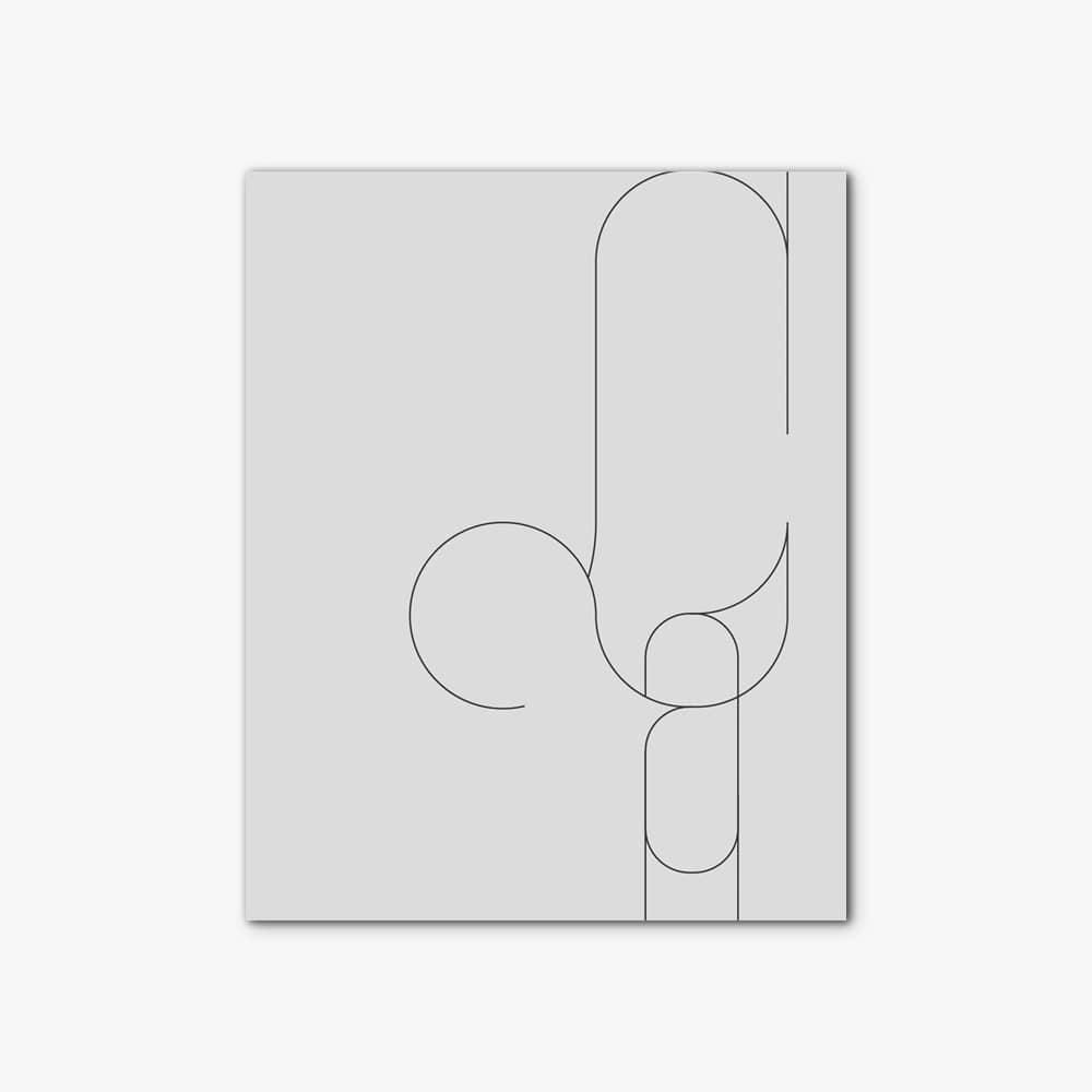 북유럽 캔버스 인테리어 액자 MODERN SIMPLE 399