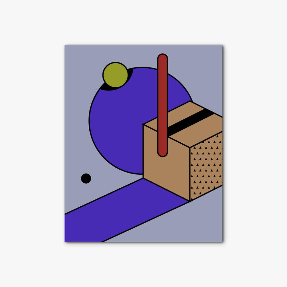 북유럽 캔버스 인테리어 액자 MODERN SIMPLE 404