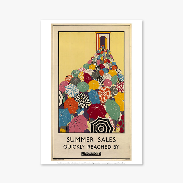 180_Vintage Art Posters_SUMMER SALES (빈티지 아트 포스터)