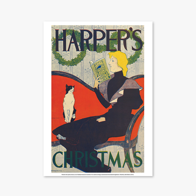 631_Vintage Art Posters_HAPPERS illustration (빈티지 아트 포스터)