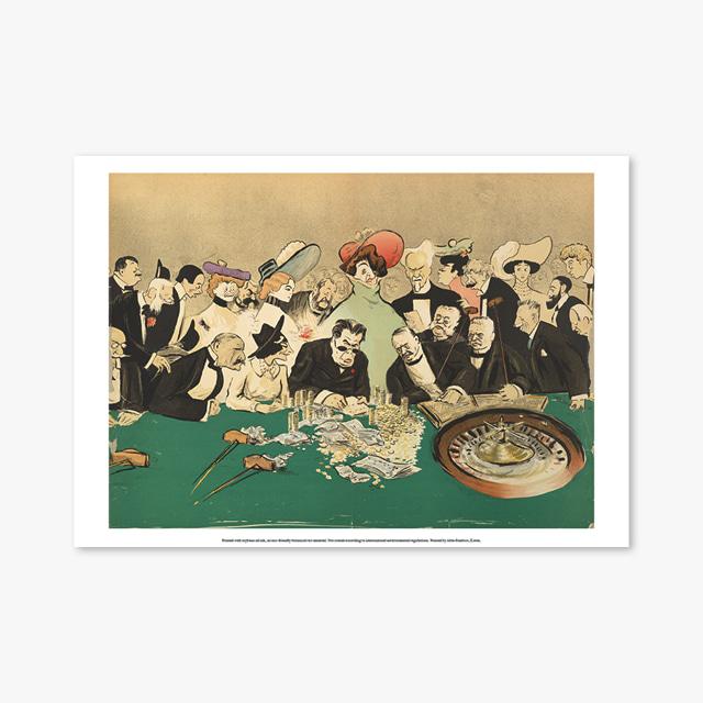 694_Vintage Art Posters_19th century illustration (빈티지 아트 포스터)