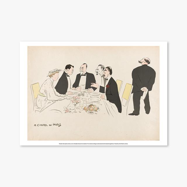 819_Vintage Art Posters_19th century illustration (빈티지 아트 포스터)