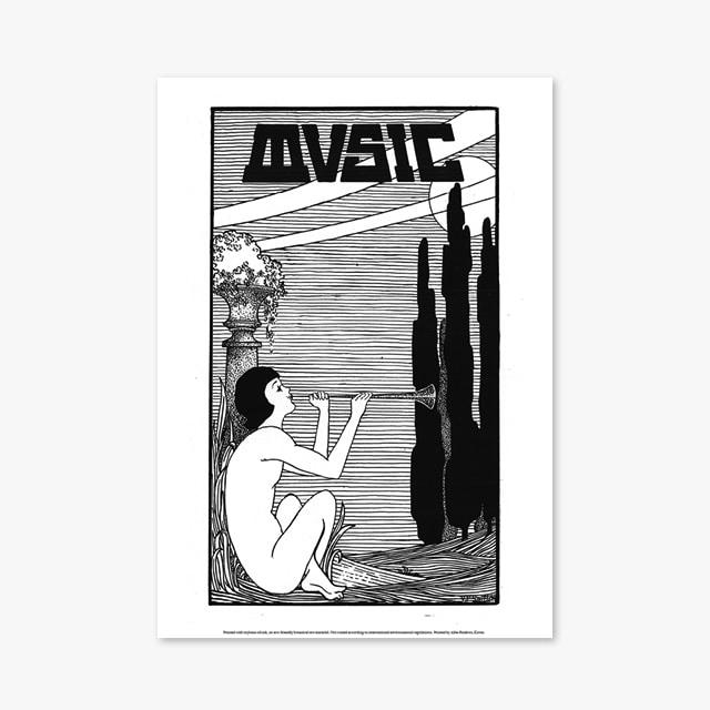 854_Vintage Art Posters_El_Rodeo_(1915) (빈티지 아트 포스터)